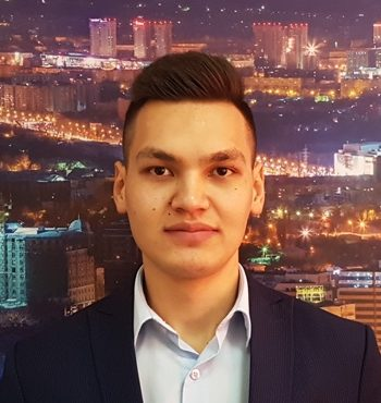 Сулейменов Ермек